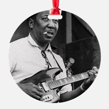 Muddy waters Ornament