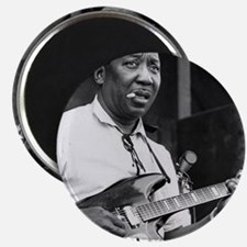 Muddy waters Magnet