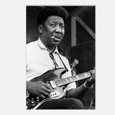 Muddy waters Postcards (Package of 8)