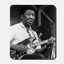 Muddy waters Mousepad