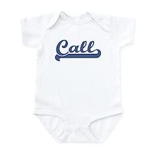 Call (sport-blue) Infant Bodysuit