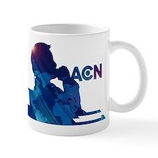 The Newsroom ACN Blue Mugs