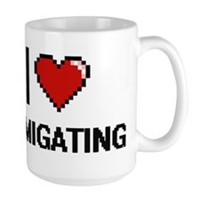 I love Fumigating Mugs