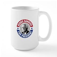 Bernie Sanders For President [rnd] Mug