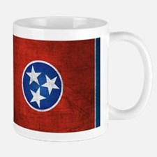 Tennessee State Flag Mugs