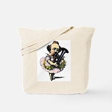 Baritone Fairy Tote Bag