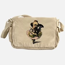 Baritone Fairy Messenger Bag