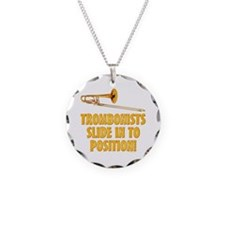Trombonists Slide In To Posi Necklace