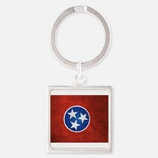 Tennessee State Flag Keychains
