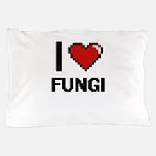 I love Fungi Pillow Case