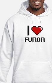 I love Furor Hoodie