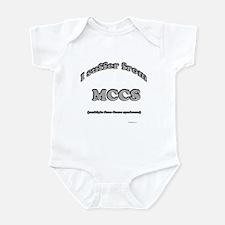 Cane Syndrome Infant Bodysuit