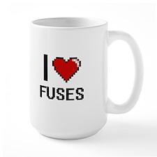 I love Fuses Mugs