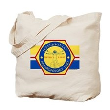 Bones Jeffersonian Anthropology Unit Full Tote Bag