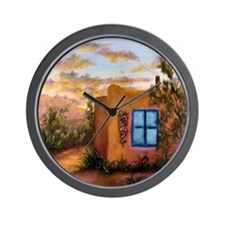 Adobe Summer Wall Clock