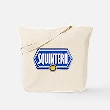 Bones Squintern Tote Bag
