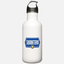 Bones Squintern Water Bottle
