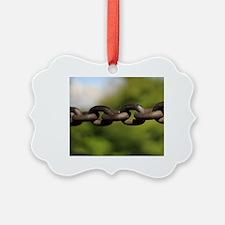 Cute Bind Ornament