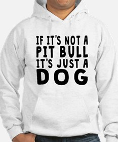 If Its Not A Pit Bull Hoodie