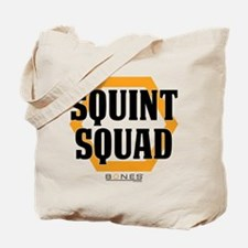 Bones Squint Squad Tote Bag