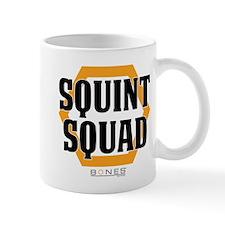 Bones Squint Squad Mug