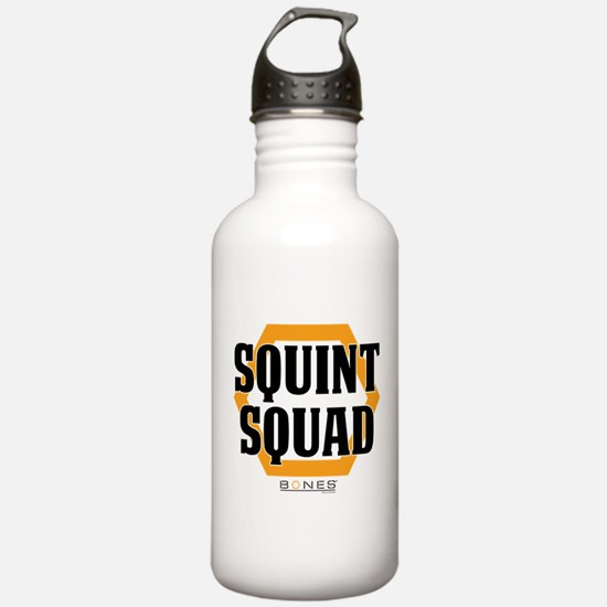 Bones Squint Squad Water Bottle