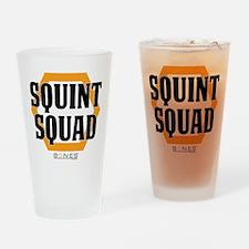 Bones Squint Squad Drinking Glass