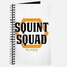 Bones Squint Squad Journal