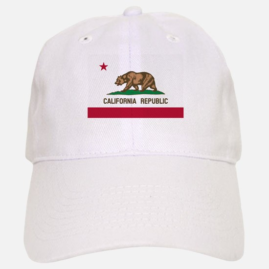 CALIFORNIA BEAR Baseball Baseball Cap