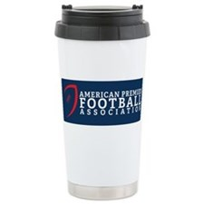 Cute American football Travel Mug