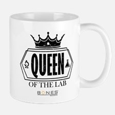 Bones Queen of the Lab Mug