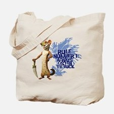 Ice Age Rule Tote Bag