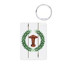 ADF Druid Norse Sigil Keychains