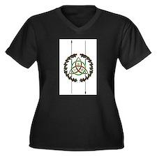 ADF Celtic Druid Sigil Plus Size T-Shirt