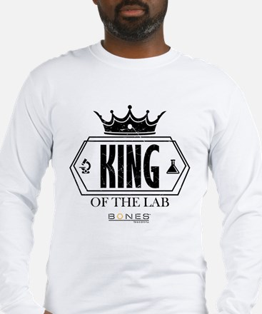 Bones King of the Lab Long Sleeve T-Shirt