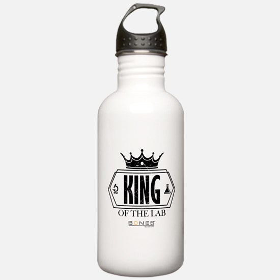 Bones King of the Lab Water Bottle