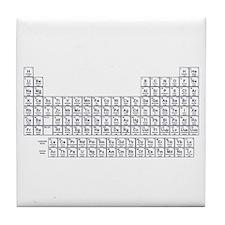 Periodic Table w/a TWIST Tile Coaster