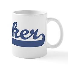 Barker (sport-blue) Coffee Mug