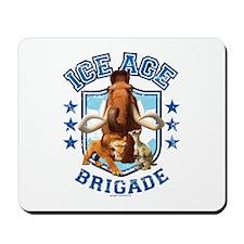 Ice Age Brigade Mousepad