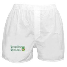 Irish Women Boxer Shorts