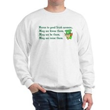 Irish Women Sweatshirt