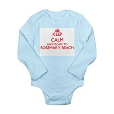 Keep calm and escape to Rosemary Beach F Body Suit