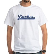 Barber (sport-blue) Shirt