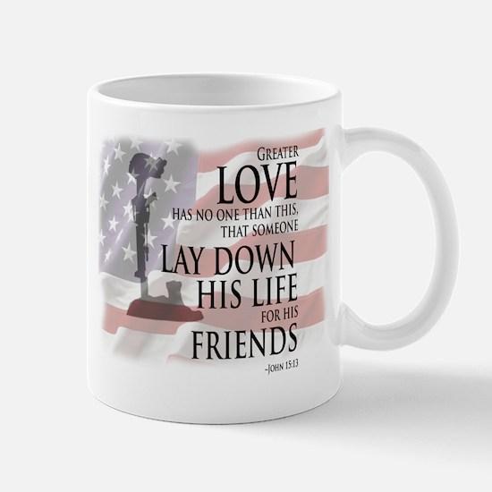 Cute Veterans day Mug