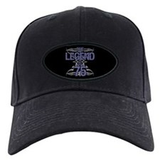Men's Funny 75th Birthday Baseball Hat