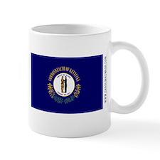 Kentucky State Flag Small Mug