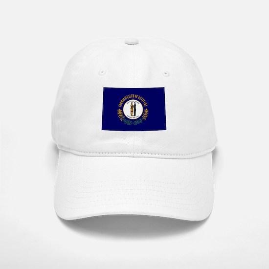 Kentucky State Flag Baseball Baseball Cap