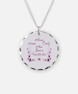 Pretty Little Liars Characte Necklace
