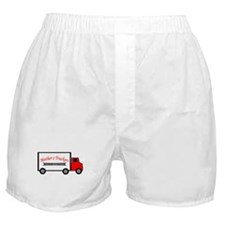 Mother's Truckers Boxer Shorts