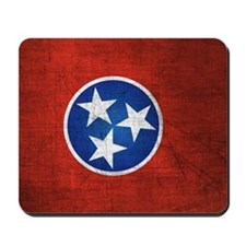 Tennessee State Flag Mousepad
